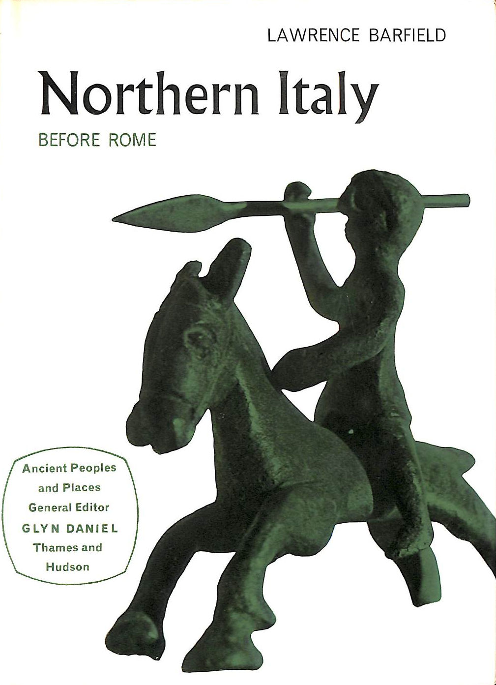 Image for Northern Italy Before Rome (Ancient Peoples and Places)