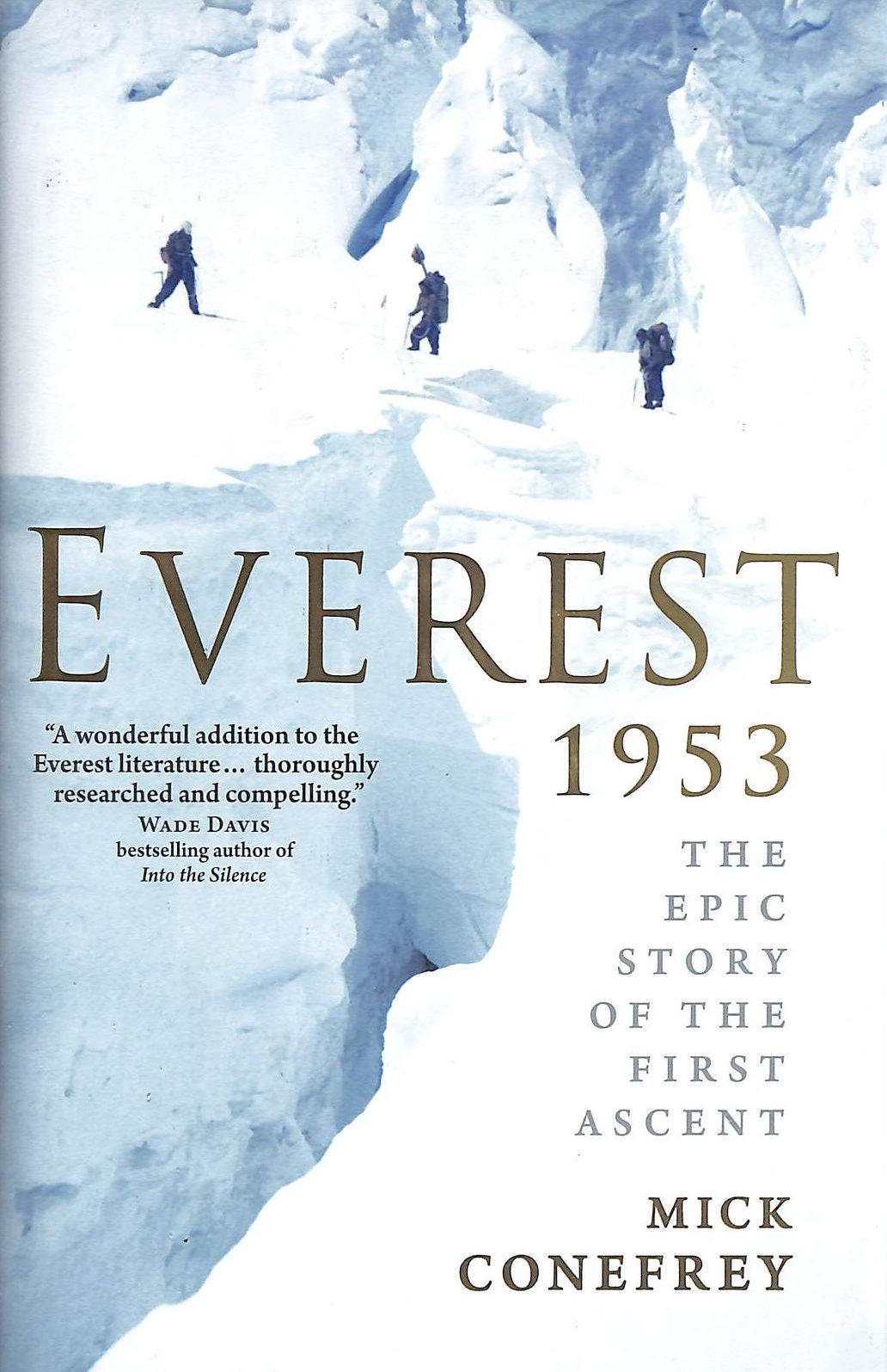 Image for Everest 1953: The Epic Story of the First Ascent
