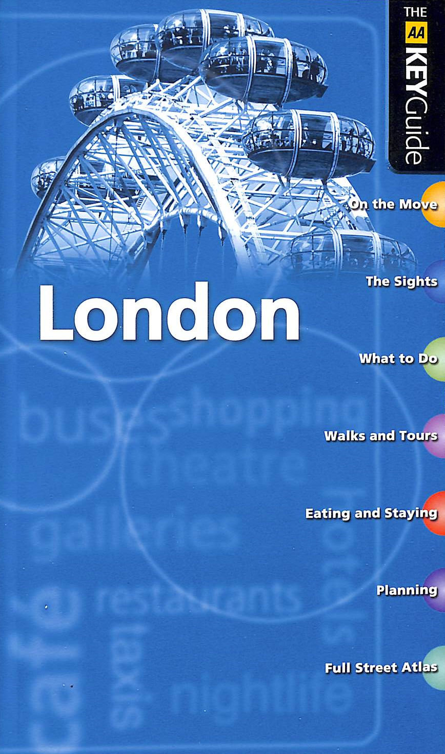 Image for AA Key Guide London (AA Key Guides Series)