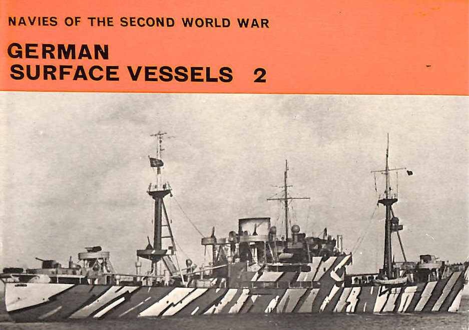 Image for GERMAN SURFACE VESSELS 2