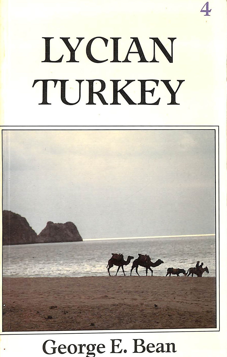 Image for Lycian Turkey (The Classic Guides to Turkey 4)