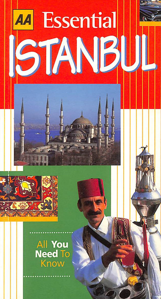 Image for Essential Istanbul (AA Essential S.)