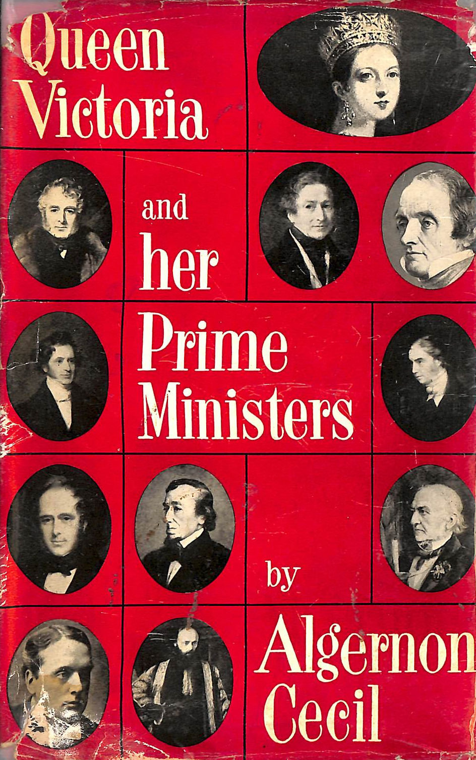 Image for Queen Victoria and her prime ministers