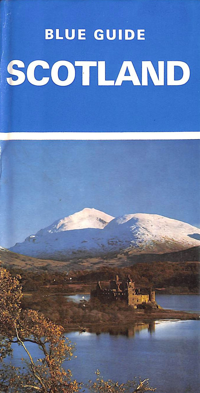 Image for Scotland (Blue Guides)