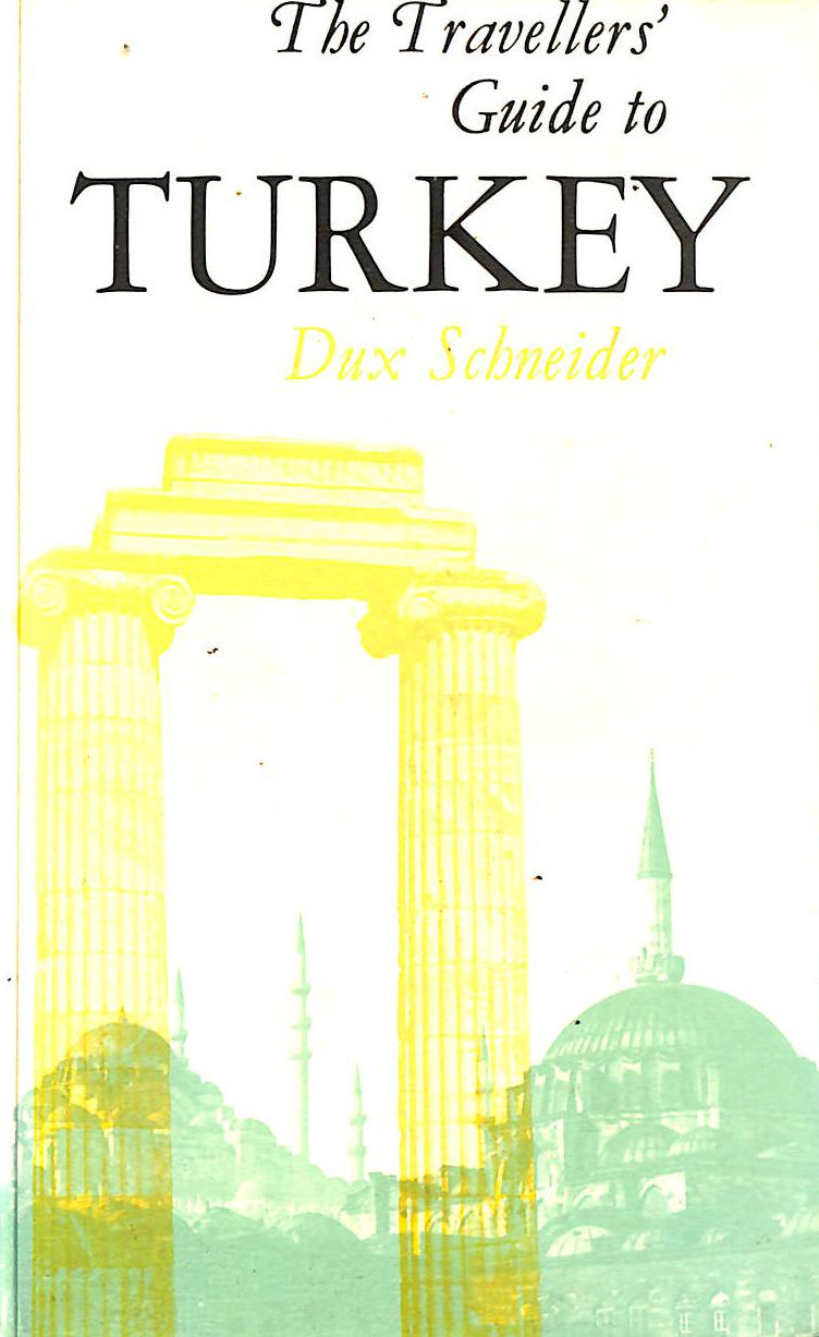 Image for Turkey (Travellers' Guide) (Travellers' Guides)
