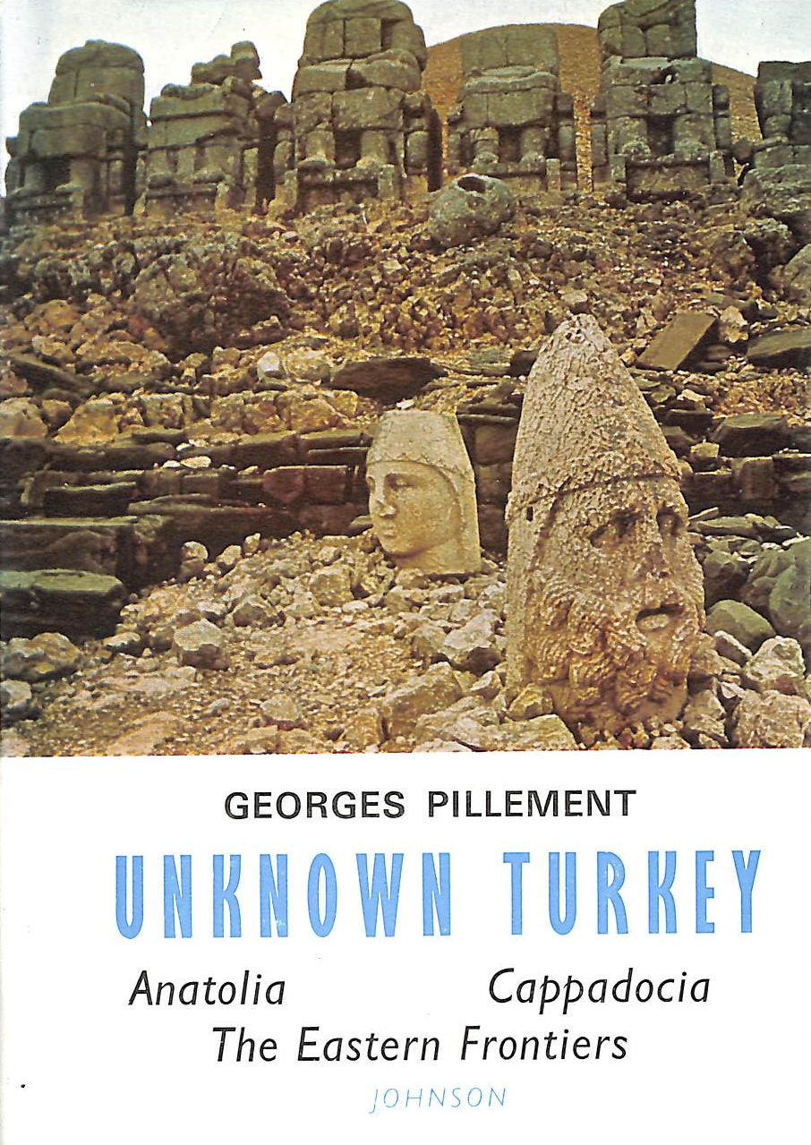 Image for Unknown Turkey: v. 2 (Archaeological Travel Itinerary)
