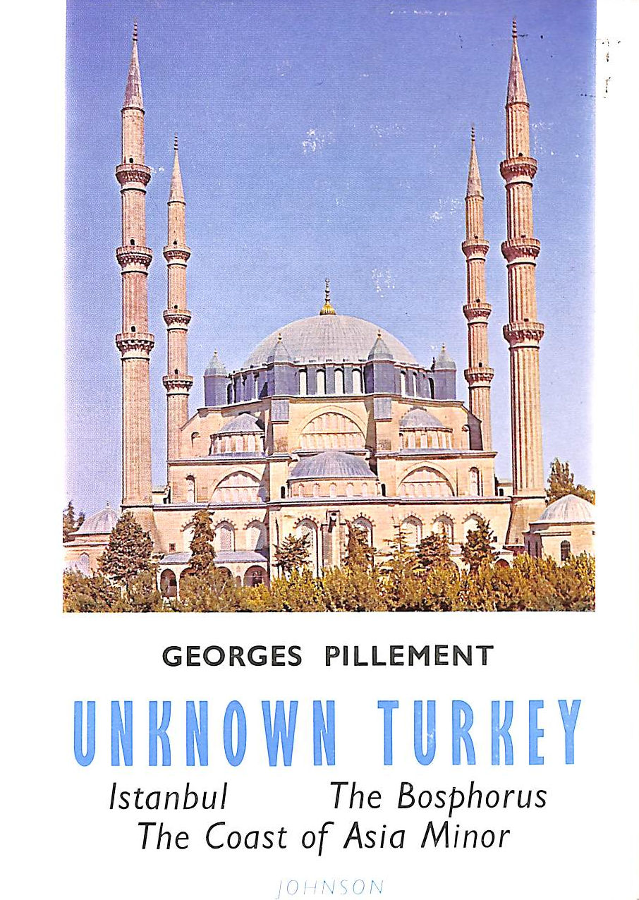 Image for Unknown Turkey  Istanbul, Dardonelles, Troy, Ephesus