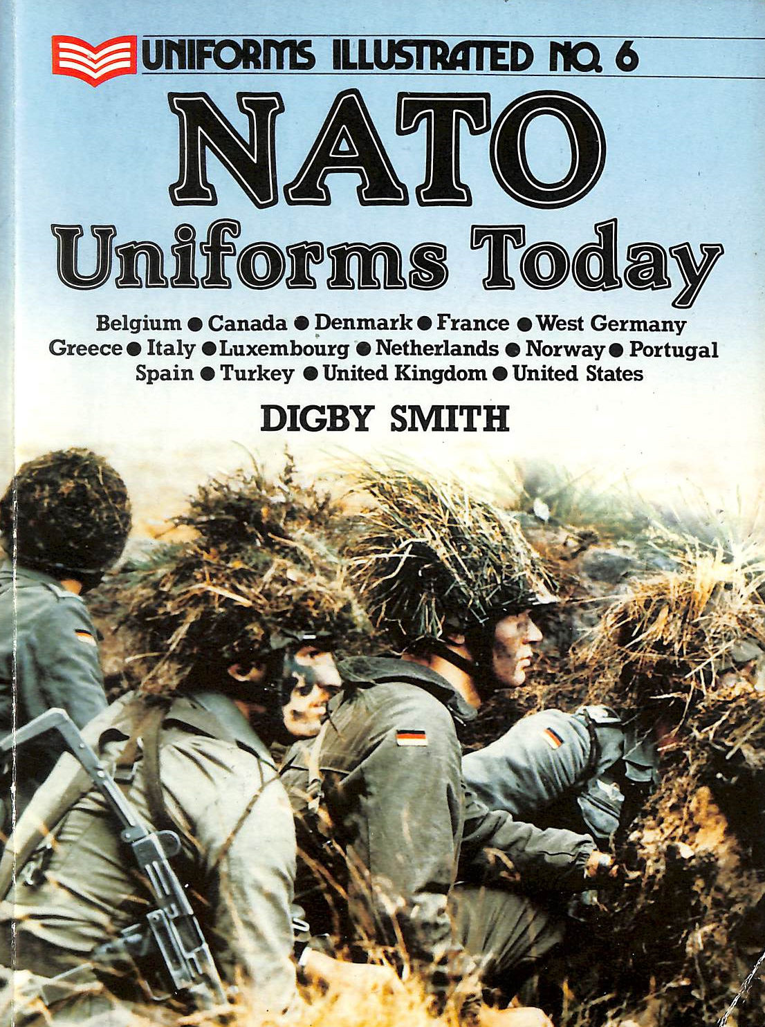 Image for N. A. T. O. Uniforms Today (Uniforms Illustrated)