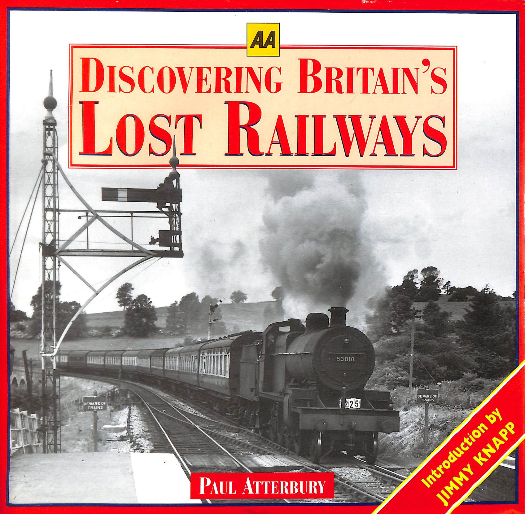 Image for Discovering Britain's Lost Railways (AA Illustrated Reference)