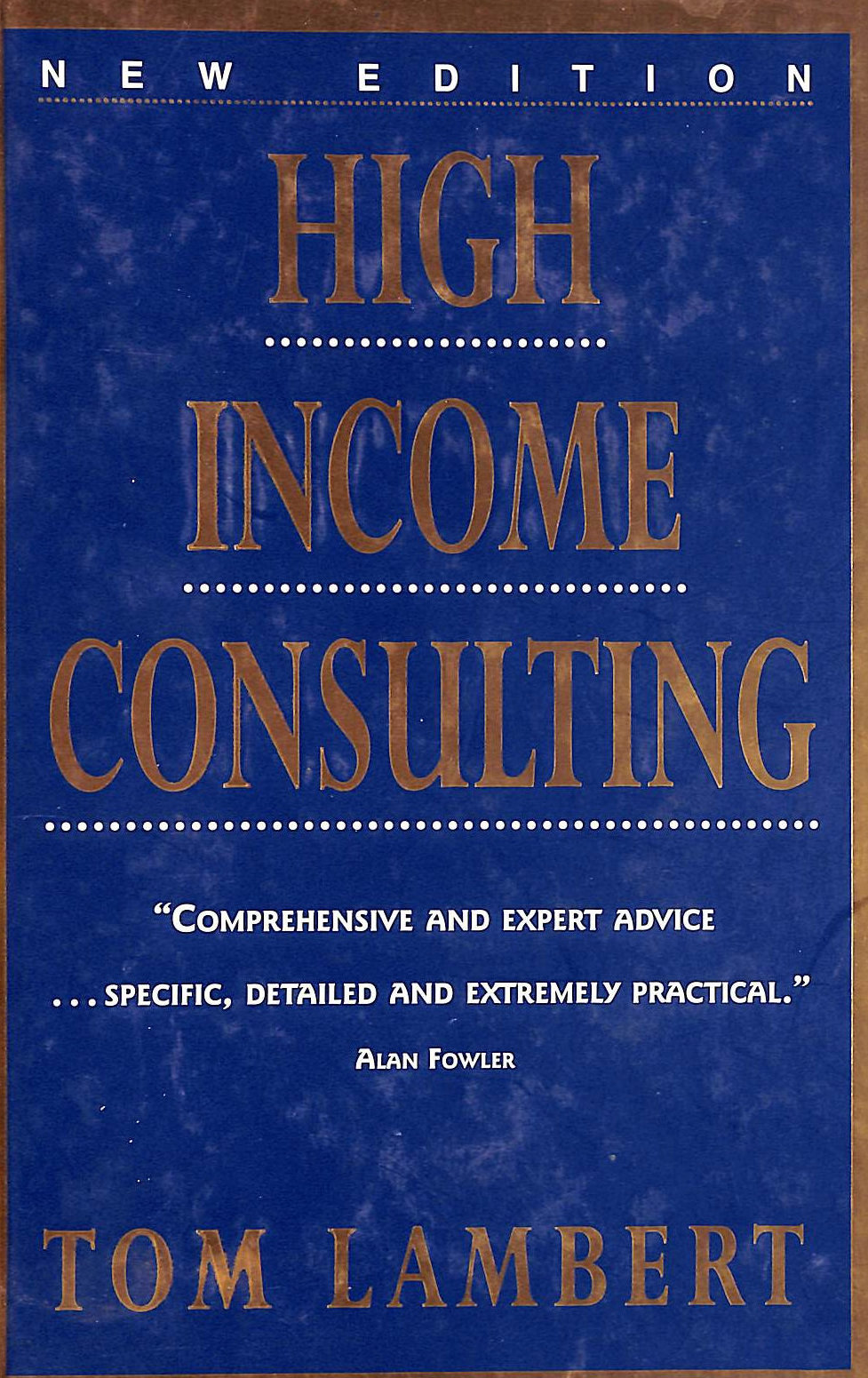 Image for High Income Consulting