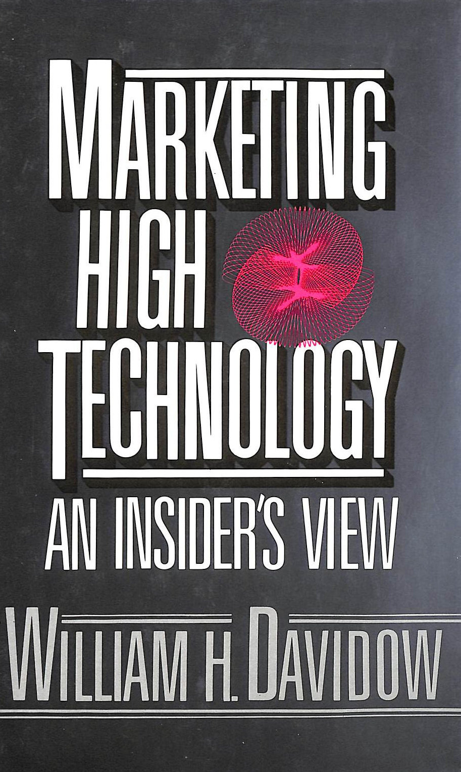 Image for Marketing High Technology