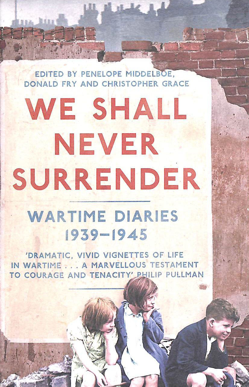 Image for We Shall Never Surrender