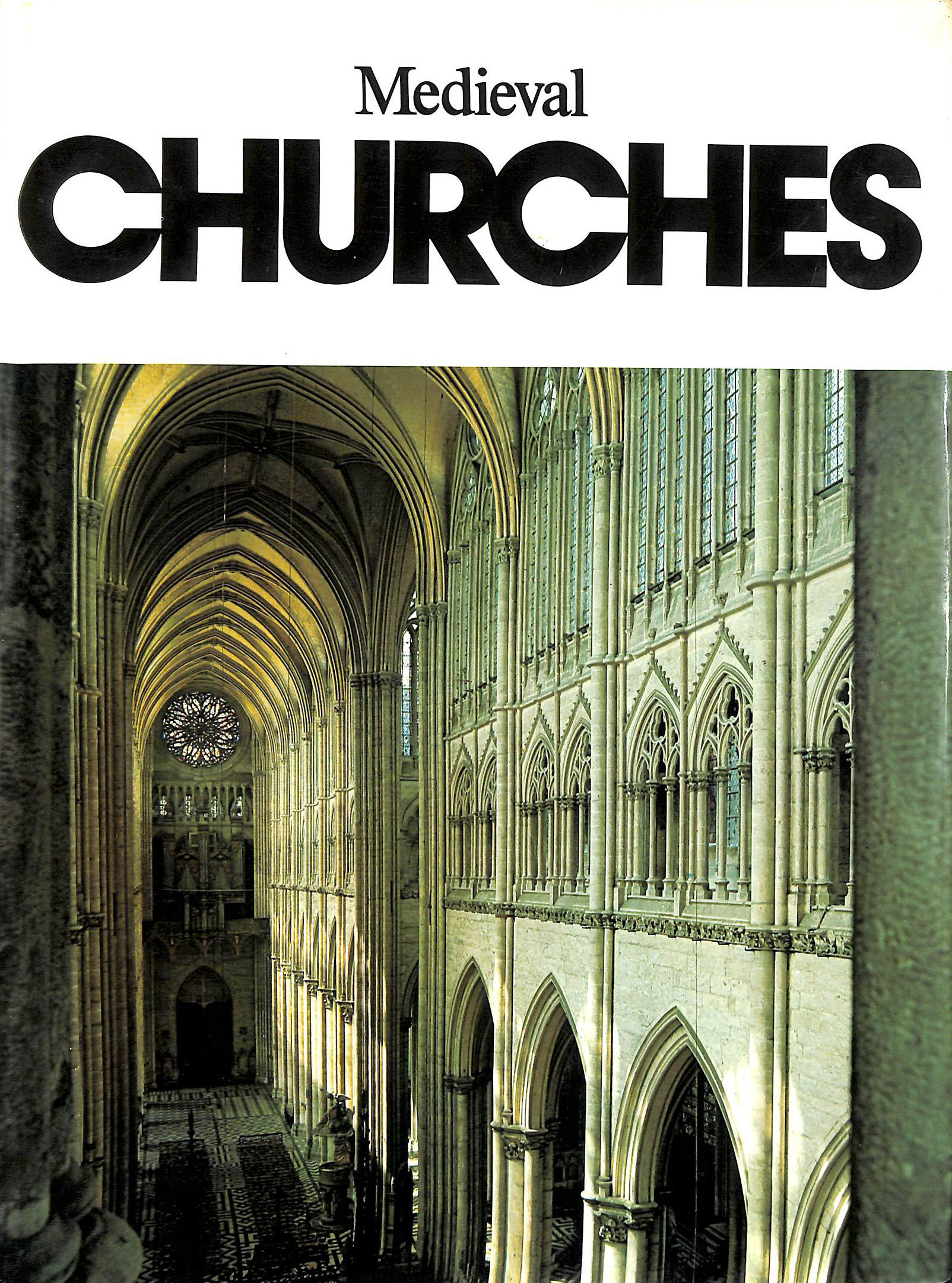 Image for Medieval Churches (Churches of the Middle Ages)