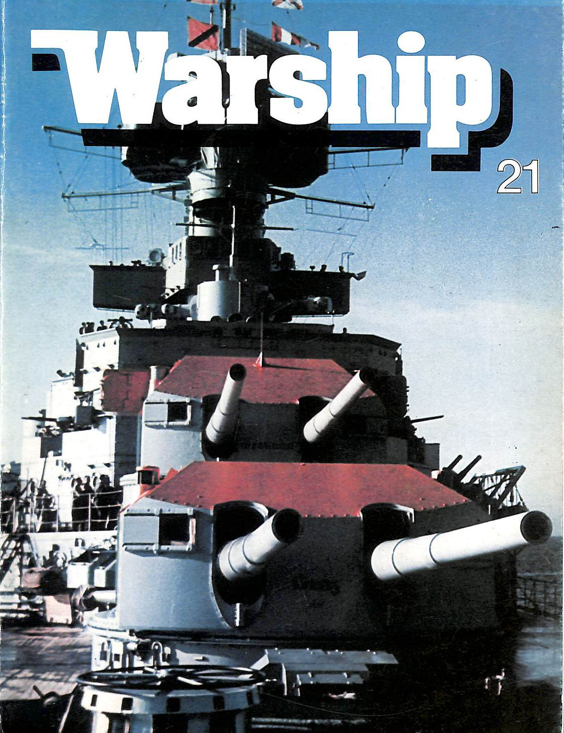 Image for Warship: No. 21