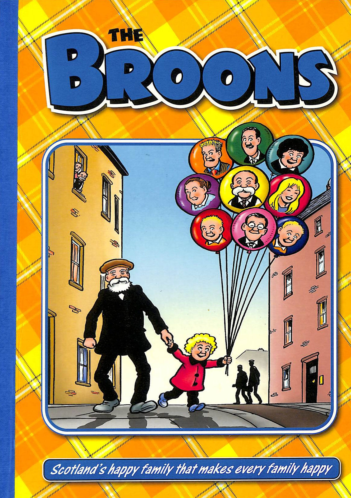 Image for Broons Annual 2010: Scotland's Happy Family That Makes Every Family Happy