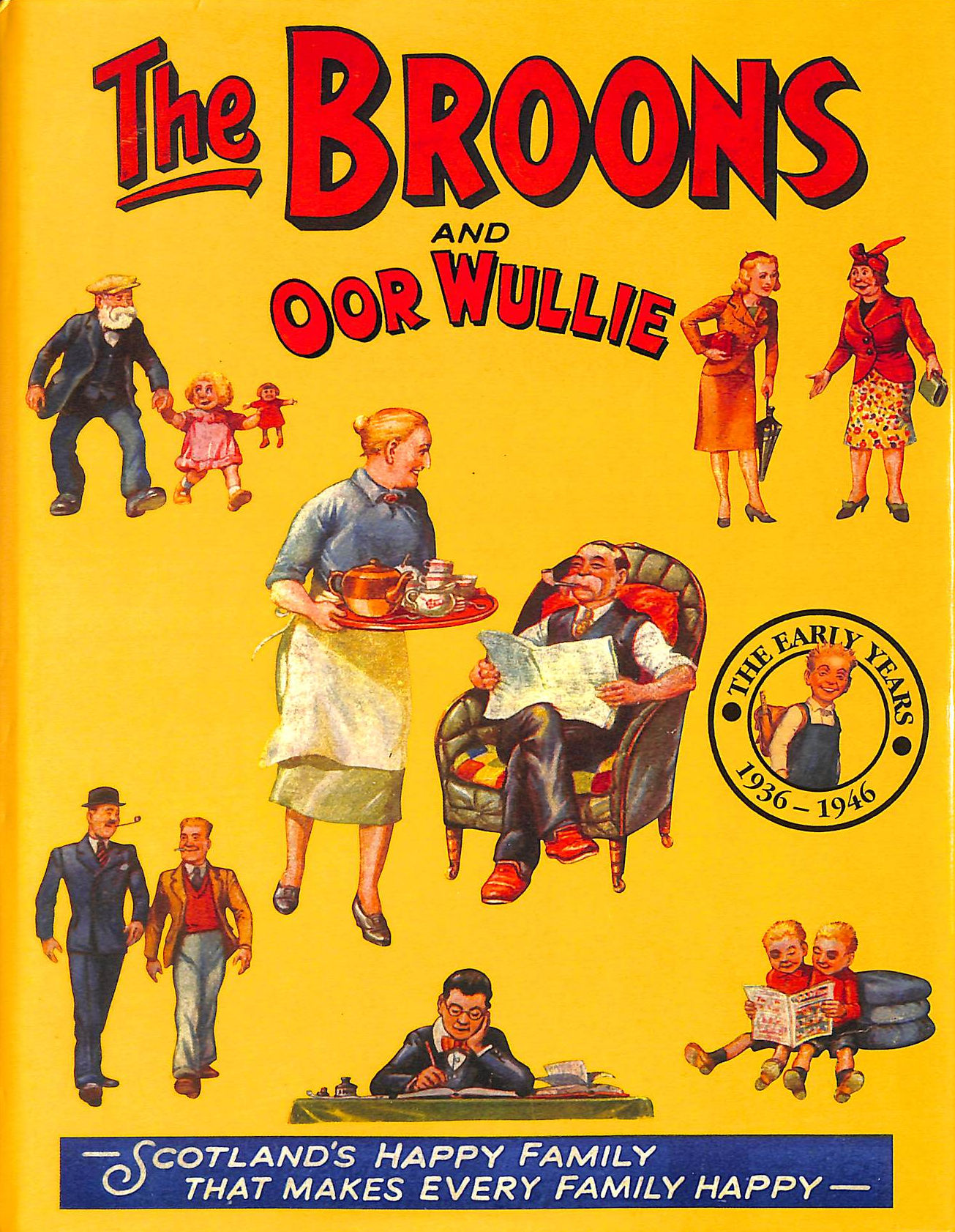 Image for The Broons and Oor Wullie: Early Years v. 11 (Annual)