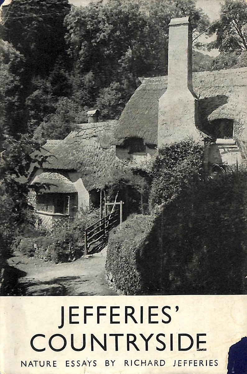 Image for Jefferies' Countryside. Nature Essays By Richard Jefferies. Edited