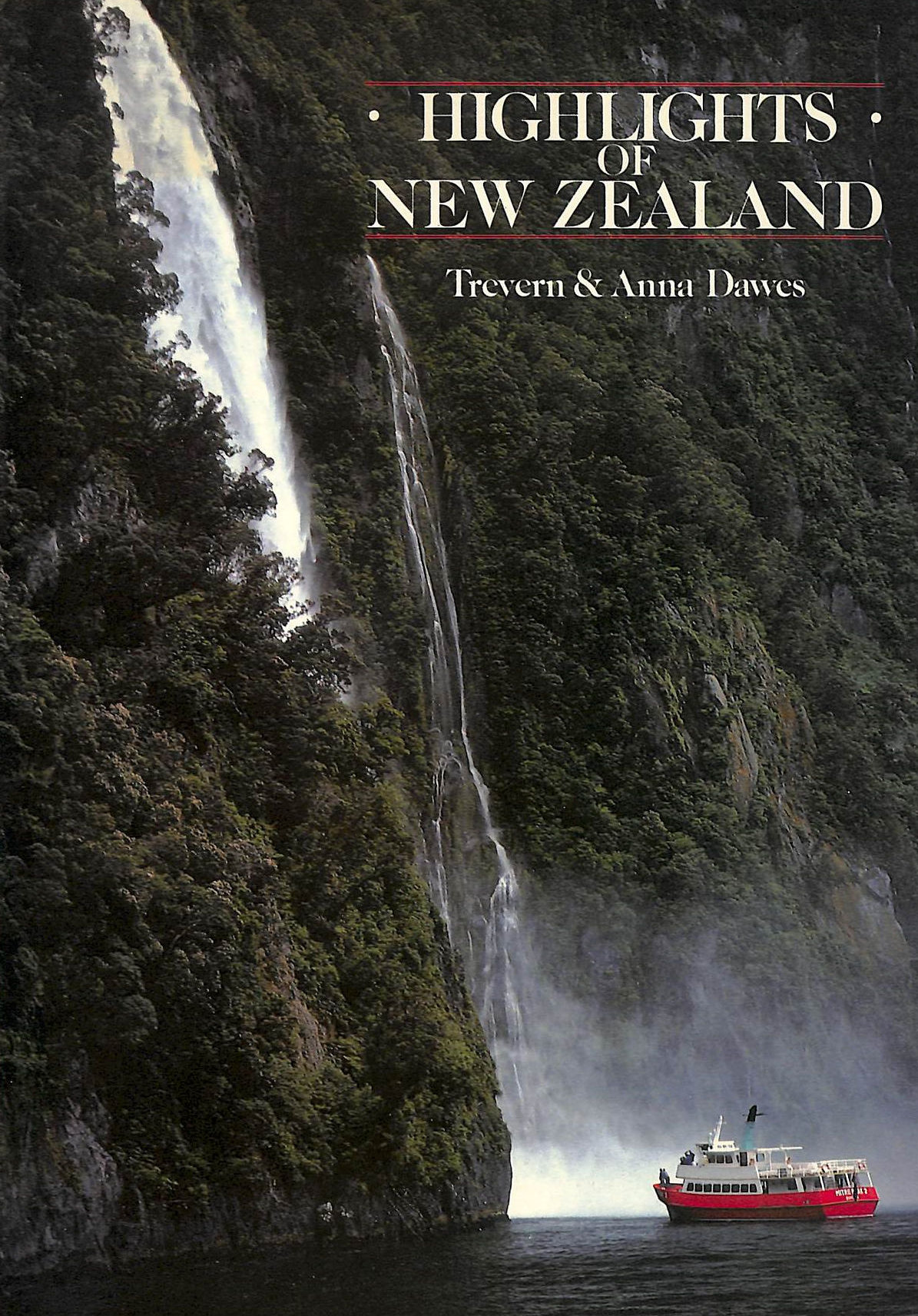 Image for Highlights of New Zealand