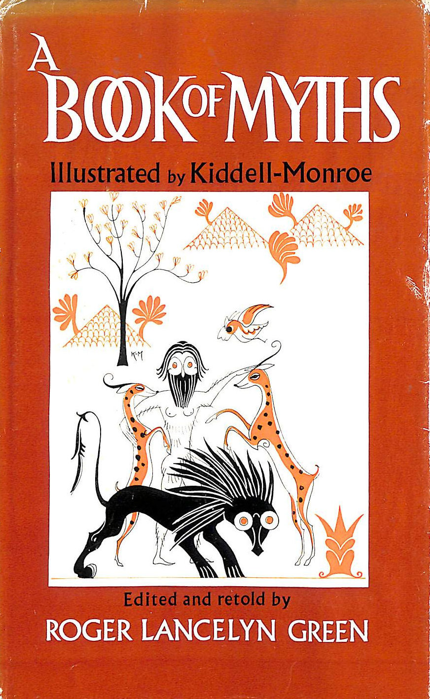 Image for A Book of Myths (Children's Illustrated Classics S.)