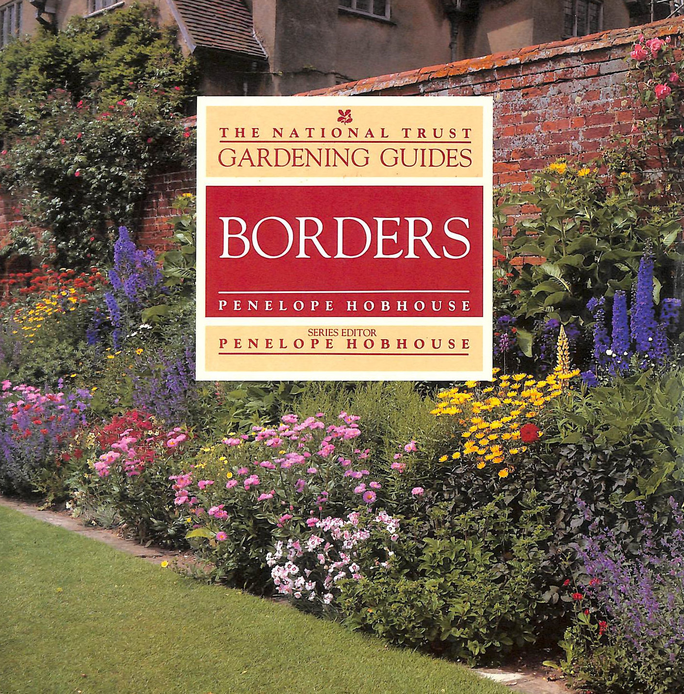 Image for The National Trust Gardeining Guides. Borders.