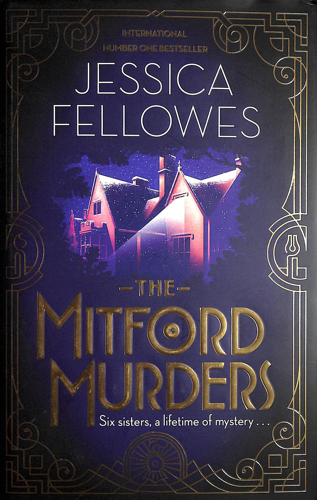 Image for The Mitford Murders: Curl up with the must-read mystery of the year