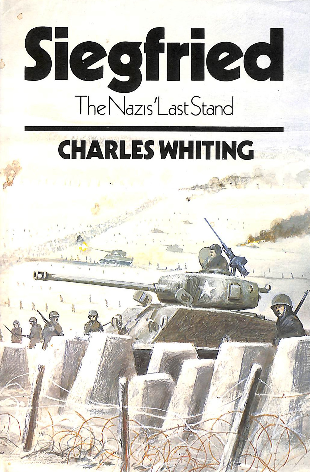 Image for Siegfried: The Nazis' Last Stand (A Leo Cooper book)