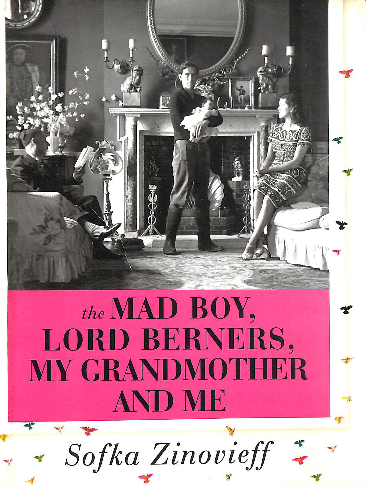Image for The Mad Boy, Lord Berners, My Grandmother And Me