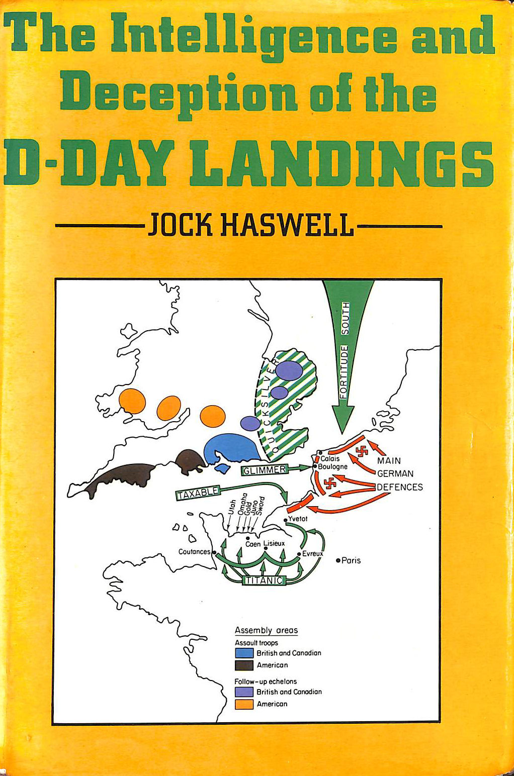 Image for The Intelligence and Deception of the D-Day Landings