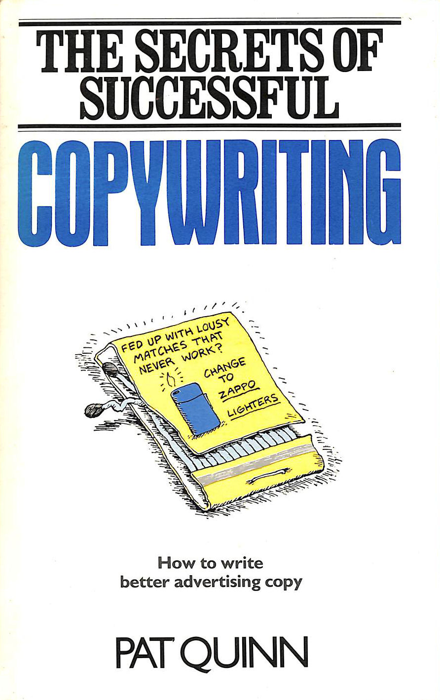Image for The secrets of successful copywriting