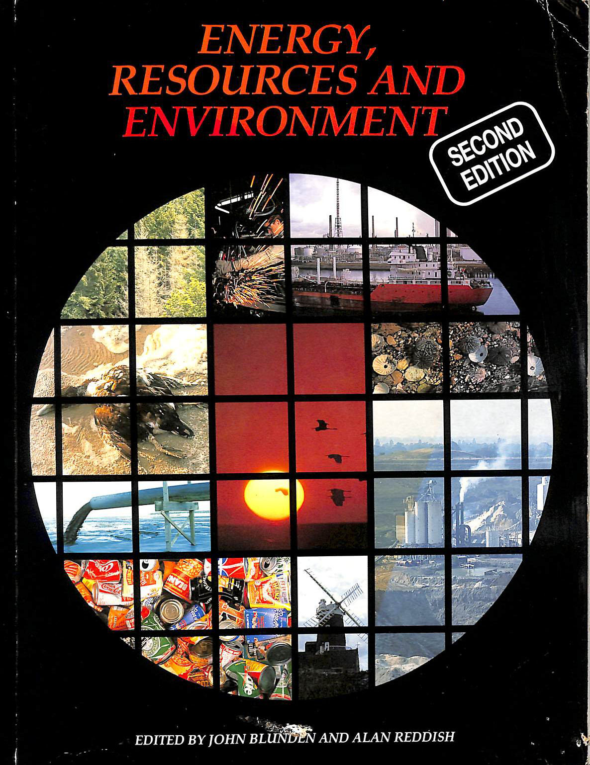 Image for Energy, Resources & Environment, 2nd edn (Open University U206)