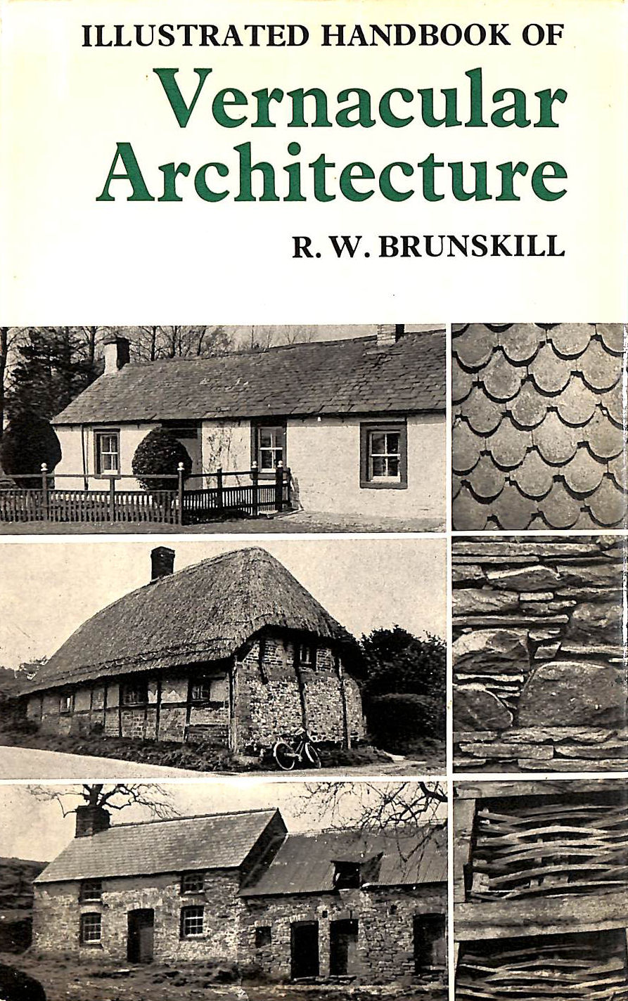 Image for Illustrated Handbook of Vernacular Architecture