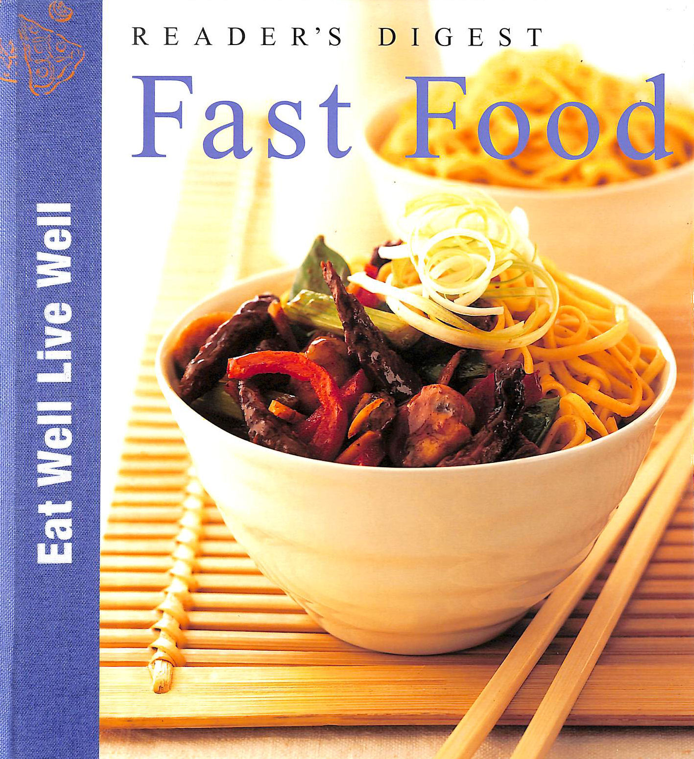 Image for Fast Food (Eat Well, Live Well S.)