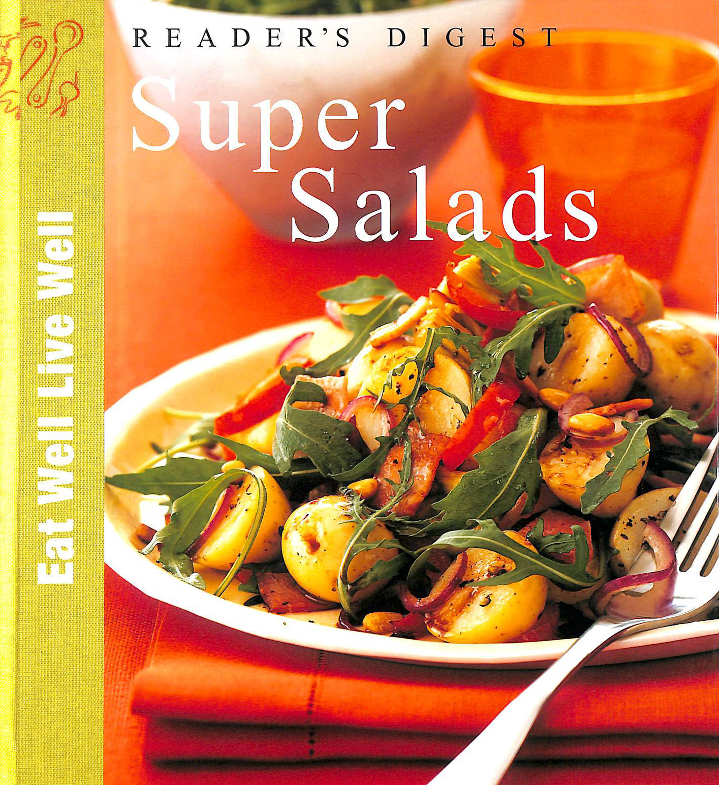 Image for Super Salads (Eat Well, Live Well S.)
