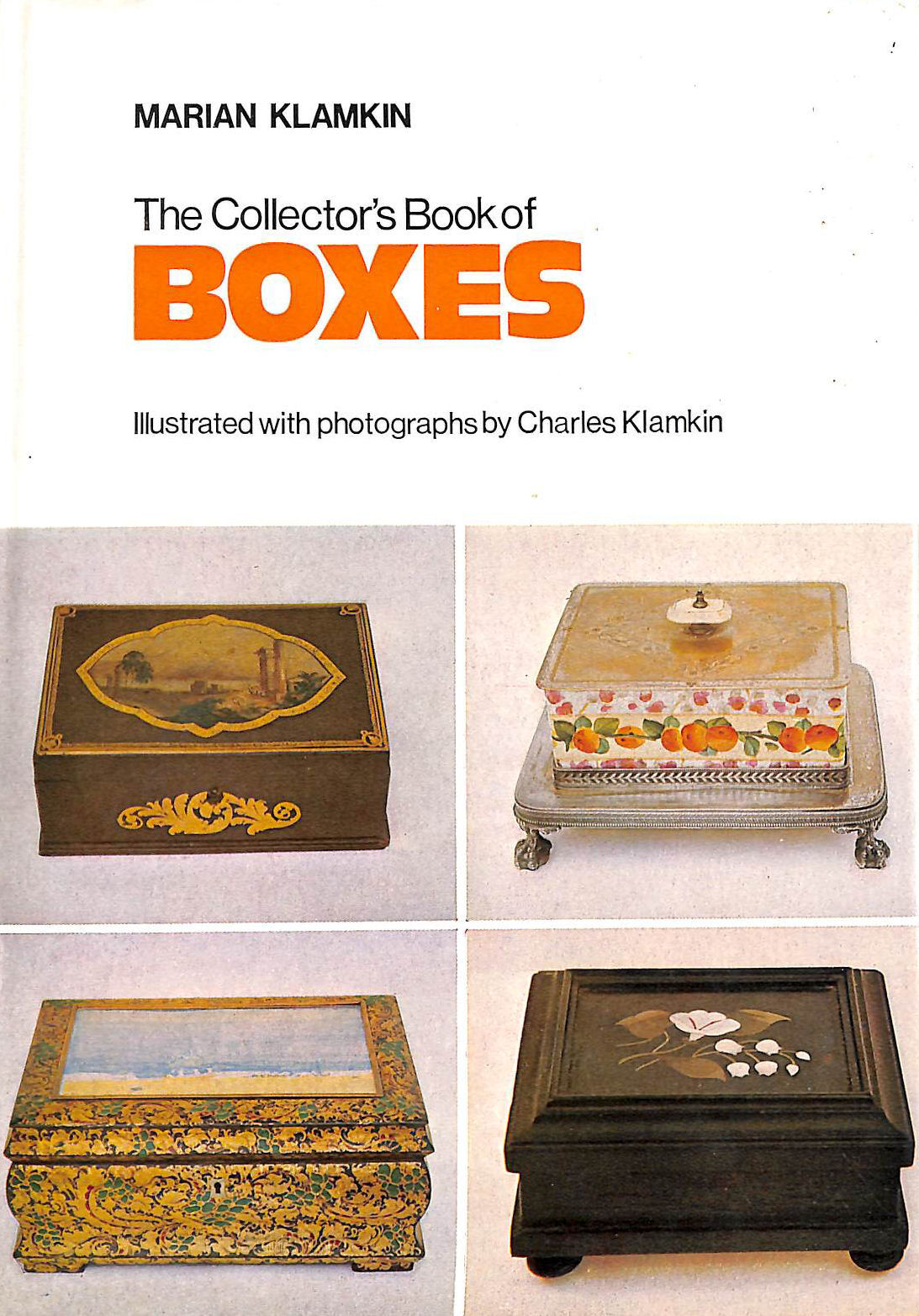 Image for Collector's Book of Boxes
