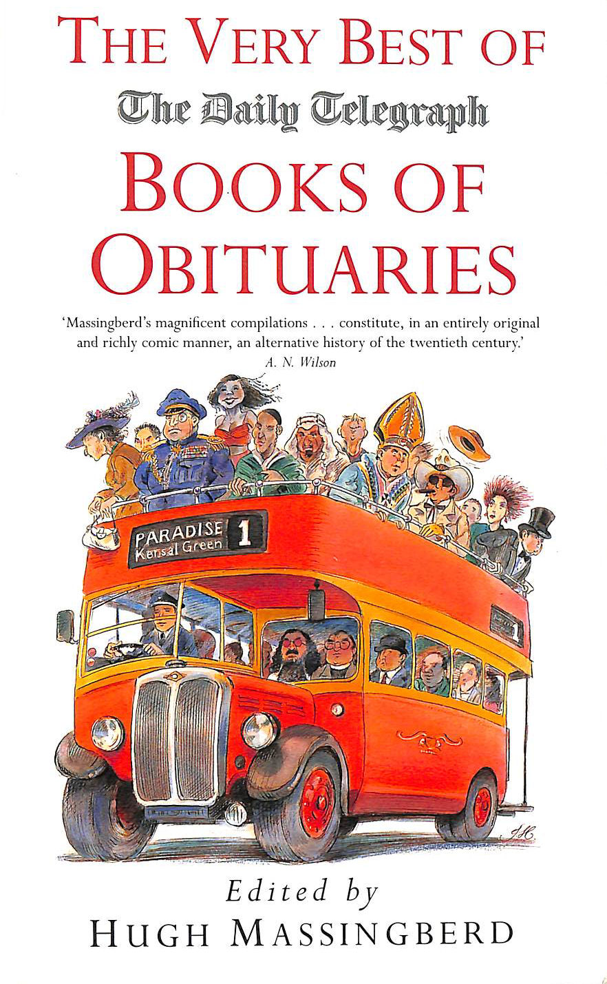 Image for The Very Best of the Daily Telegraph Books of Obit
