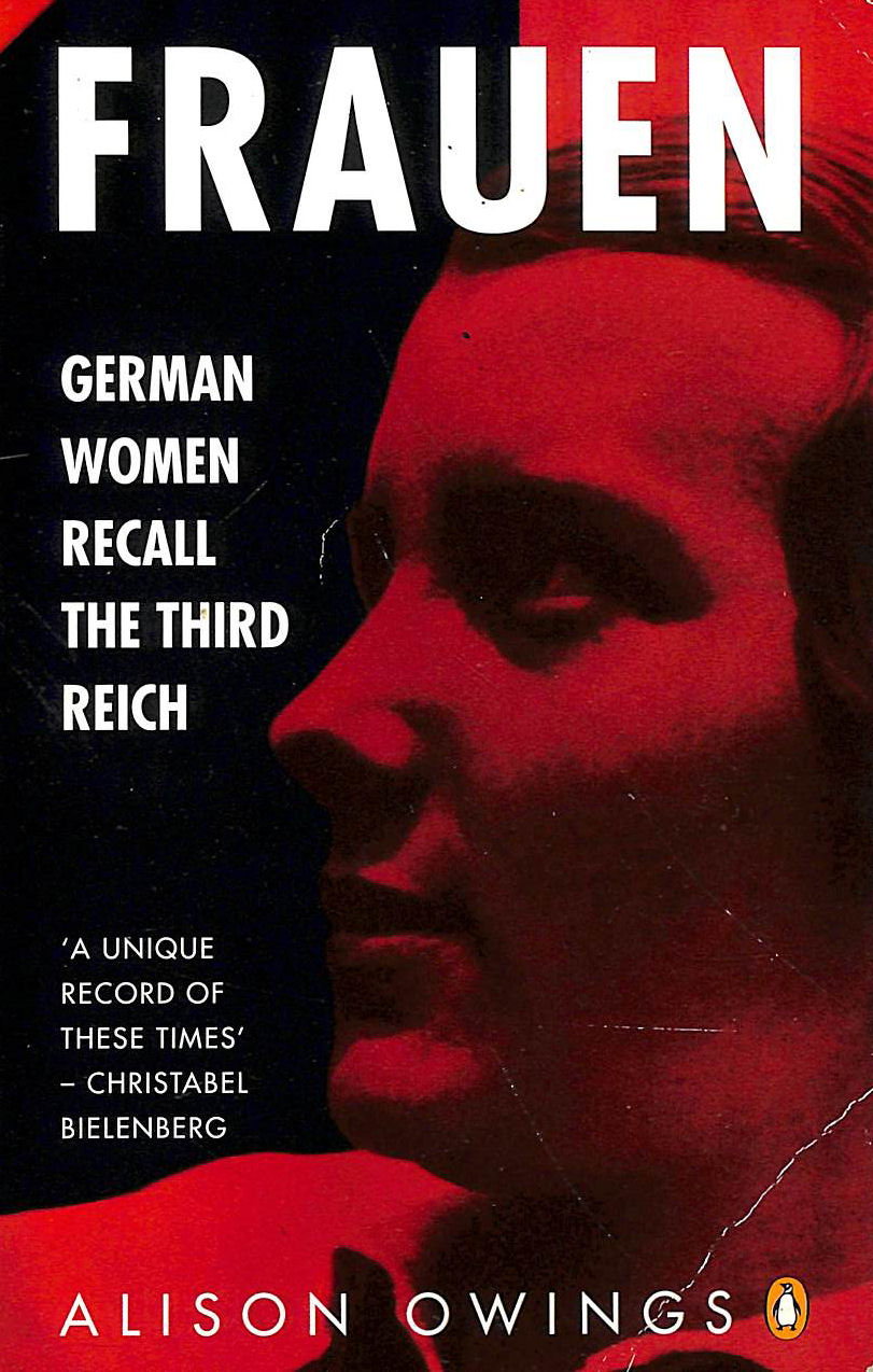 Image for Frauen by Alison Owings 1995 Penguin Books