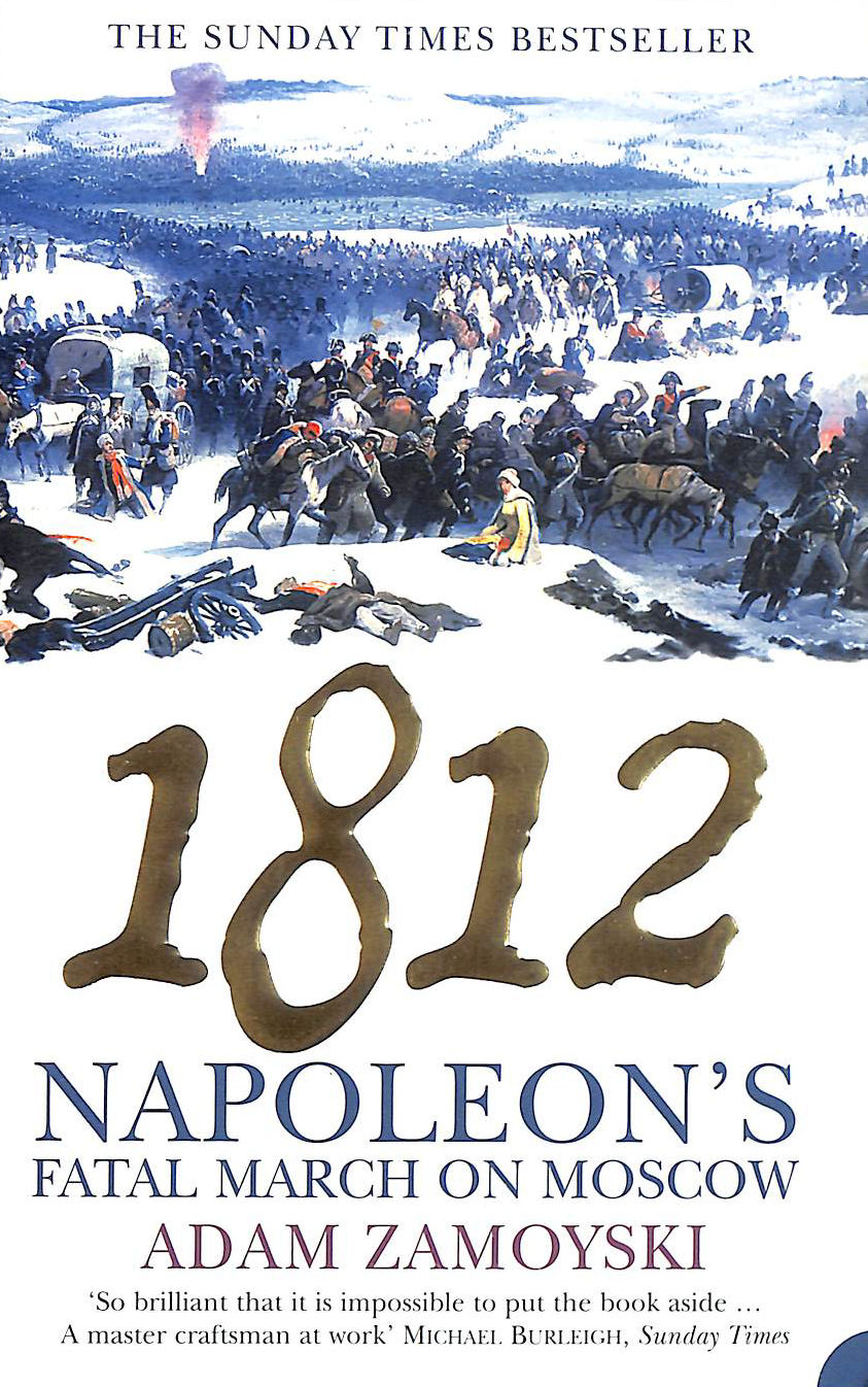 Image for 1812: Napoleon's Fatal March on Moscow