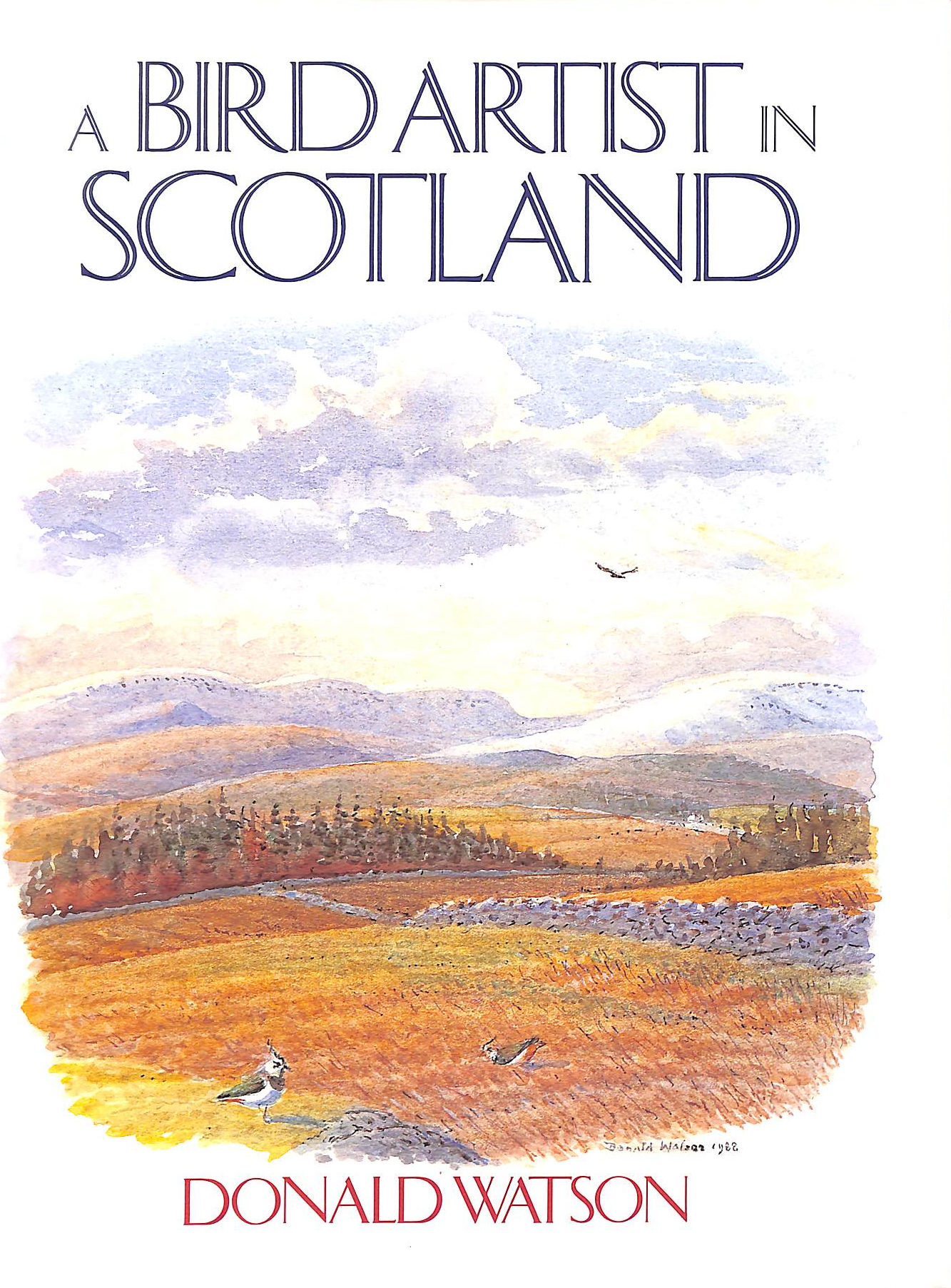 Image for Bird Artist in Scotland, A