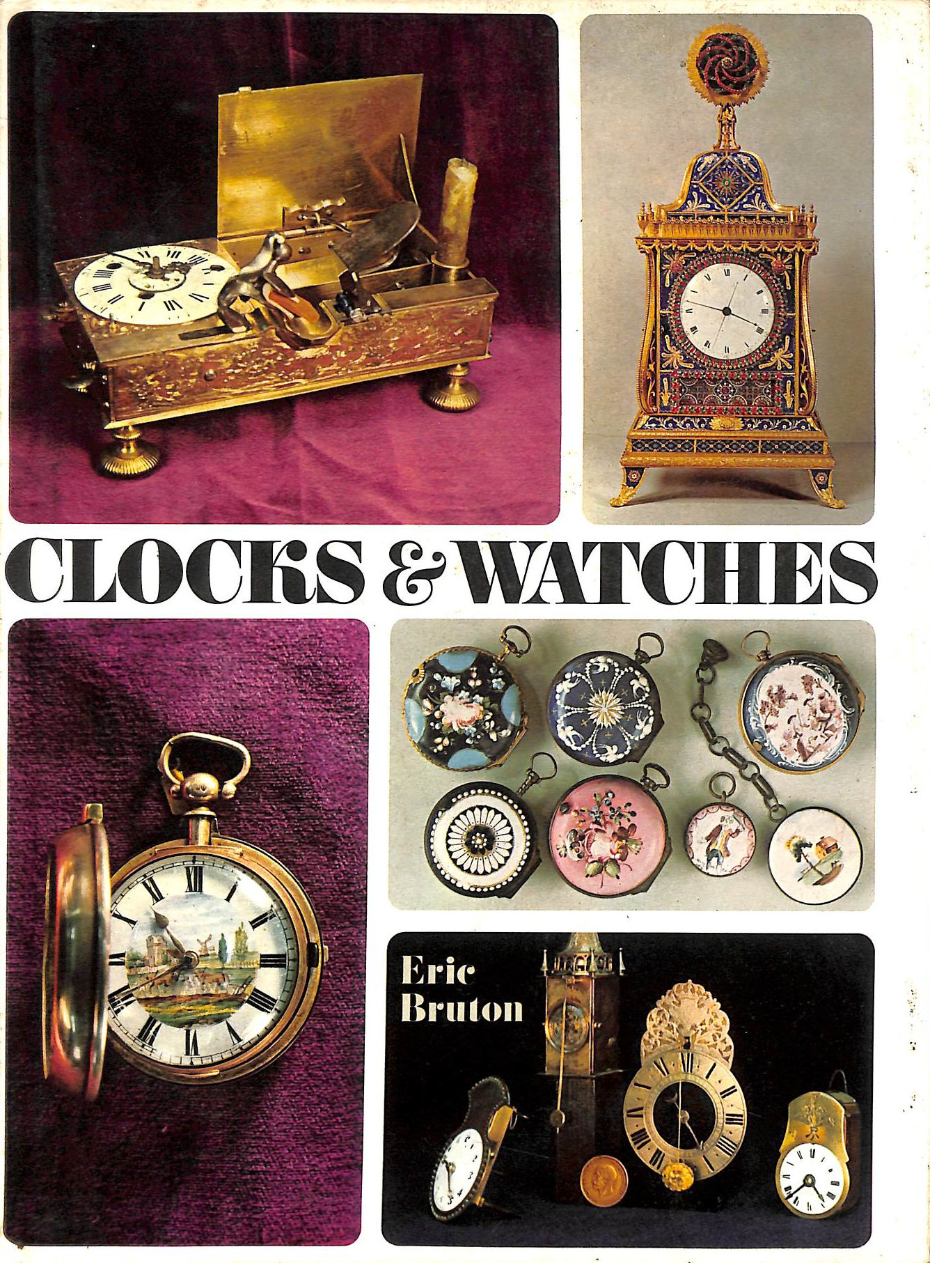 Image for Clocks and Watches