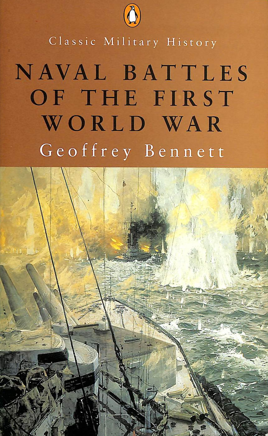 Image for Naval Battles of the First World War (Penguin Classic Military History)