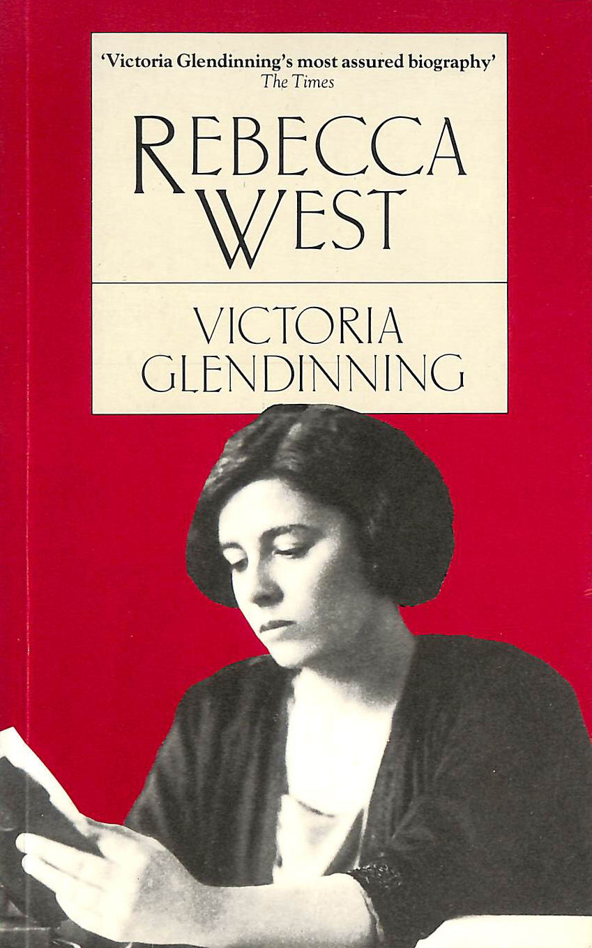 Image for Rebecca West: A Life