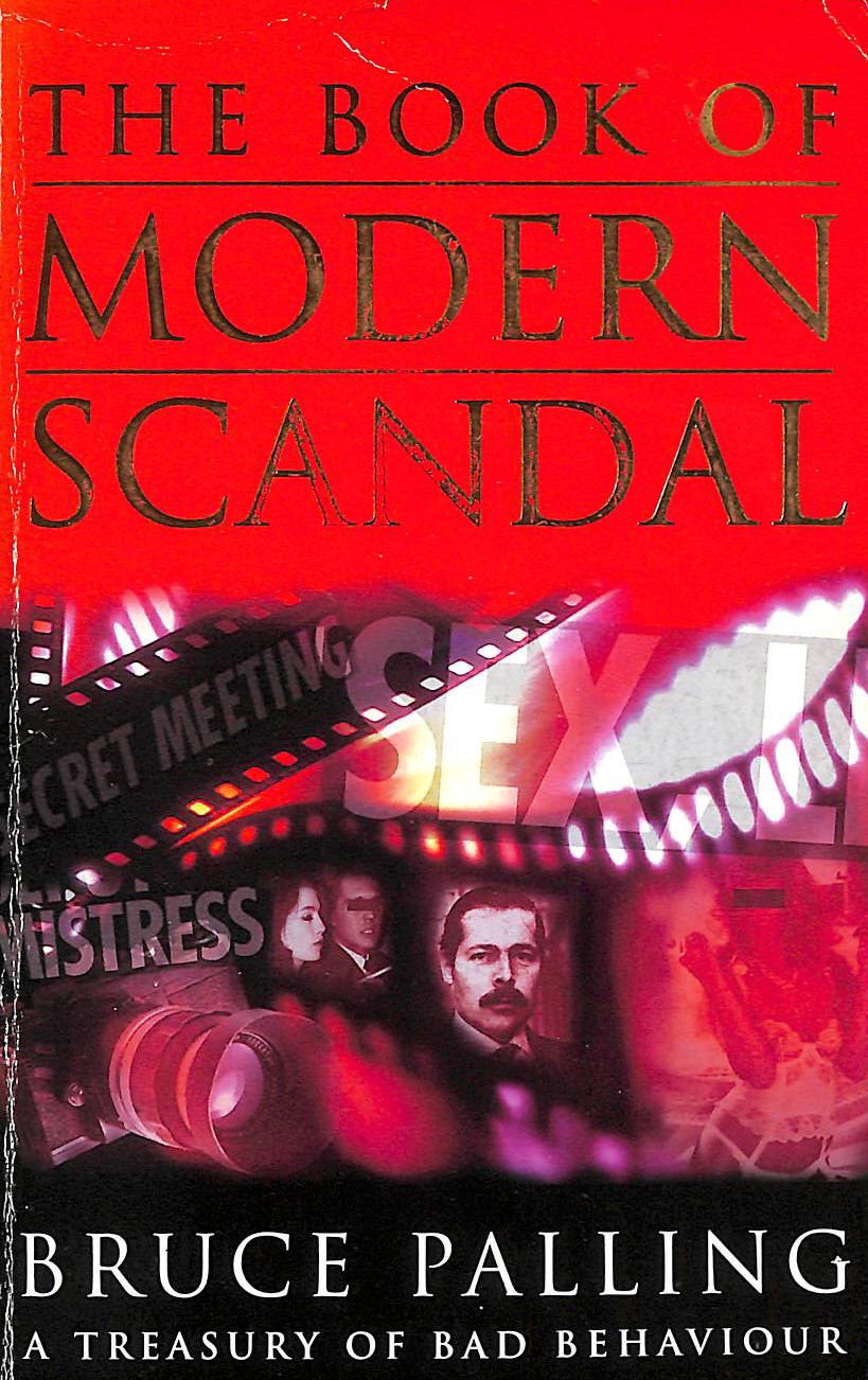 Image for Book of Modern Scandal: From Byron to the Present Day