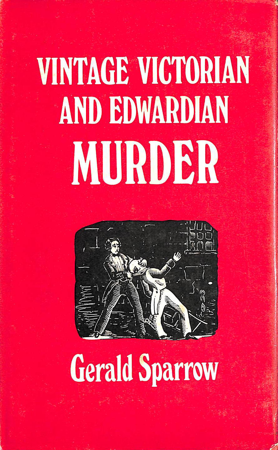 Image for Vintage Victorian And Edwardian Murder