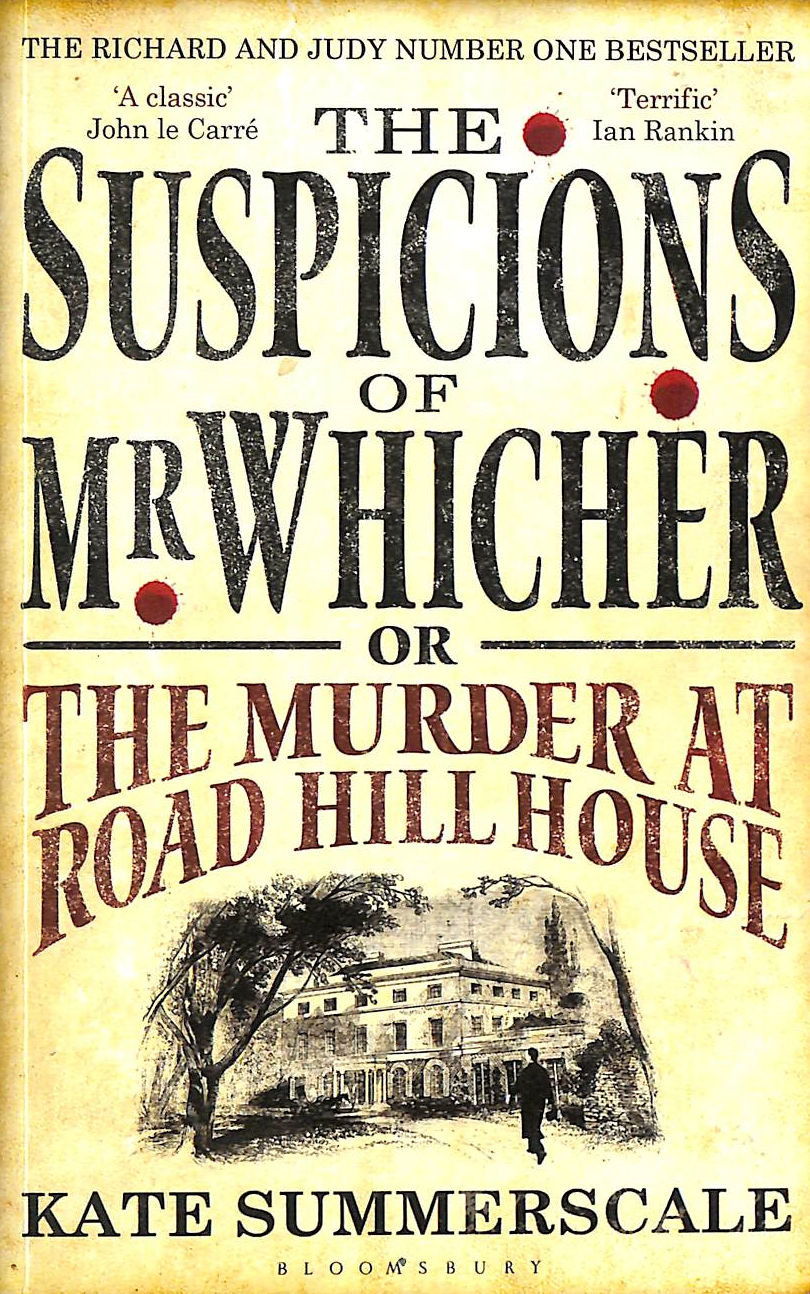 Image for The Suspicions of Mr Whicher: or the Murder at Road Hill House