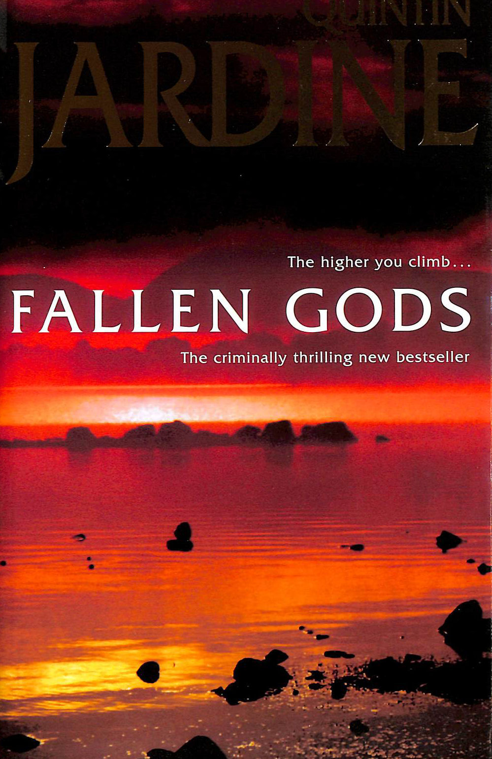 Image for Fallen Gods (Bob Skinner series, Book 13): An unmissable Edinburgh crime thriller of intrigue and secrets