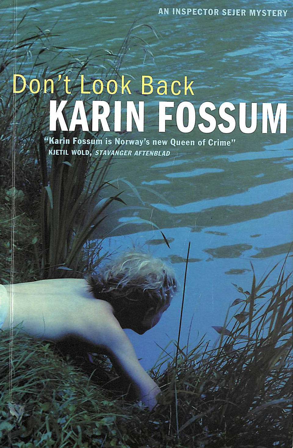 Image for Don't Look Back (Inspector Sejer Mystery)