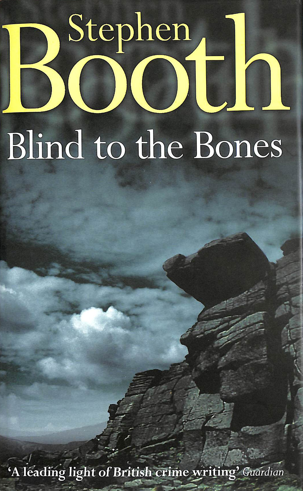 Image for Blind to the Bones (Cooper and Fry Crime Series, Book 4)