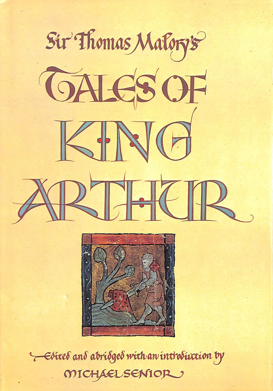 Image for Sir Thomas Malory's Tales of King Arthur