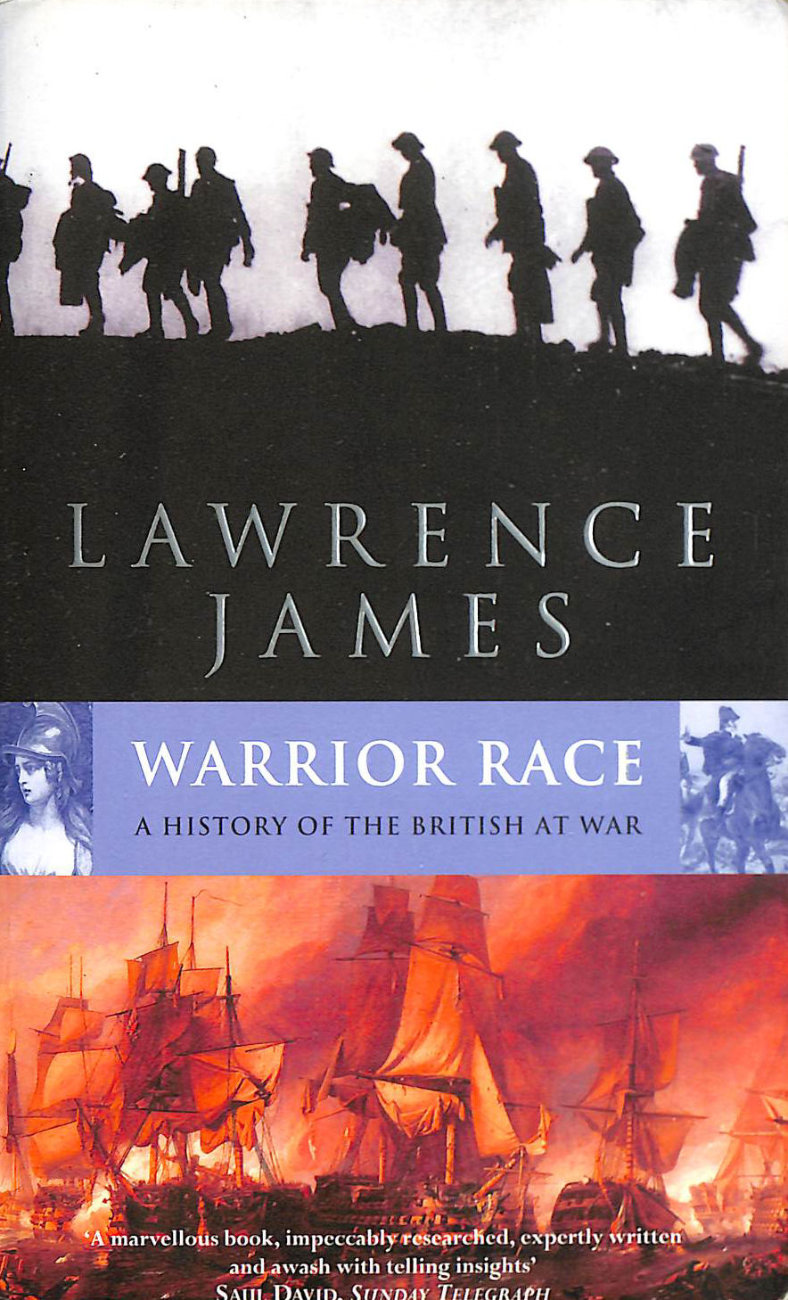 Image for Warrior Race: A History of the British at War (Abacus History)