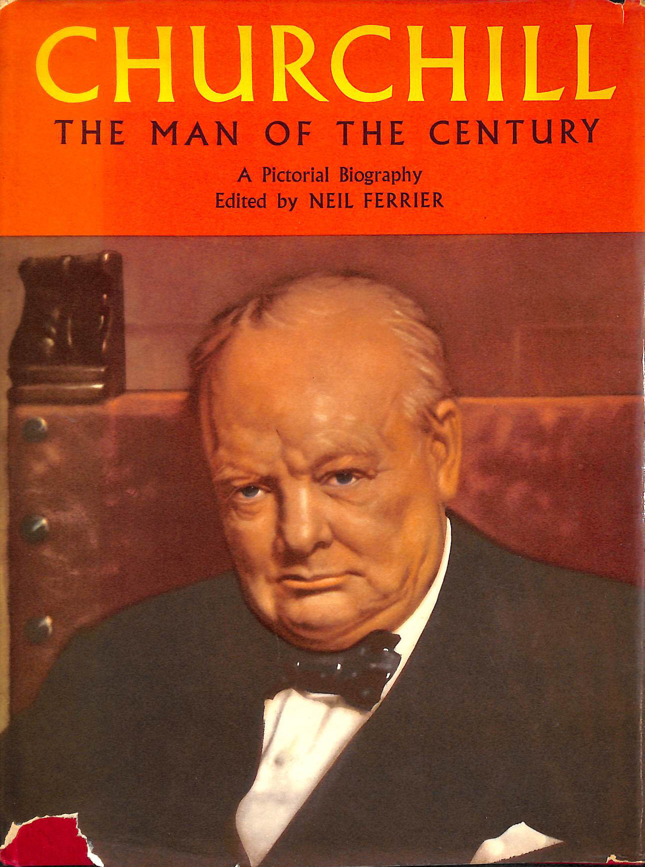 Image for CHURCHILL-THE MAN OF THE CENTURY